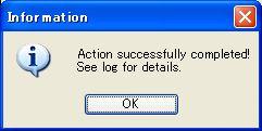 ImgTool Classic ISOイメージ 作成 完了