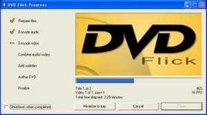 DVD Flick DVD �쐬��