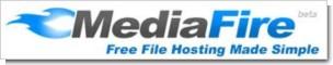 MediaFire ロゴ